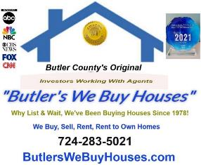 Butler's We Buy Houses