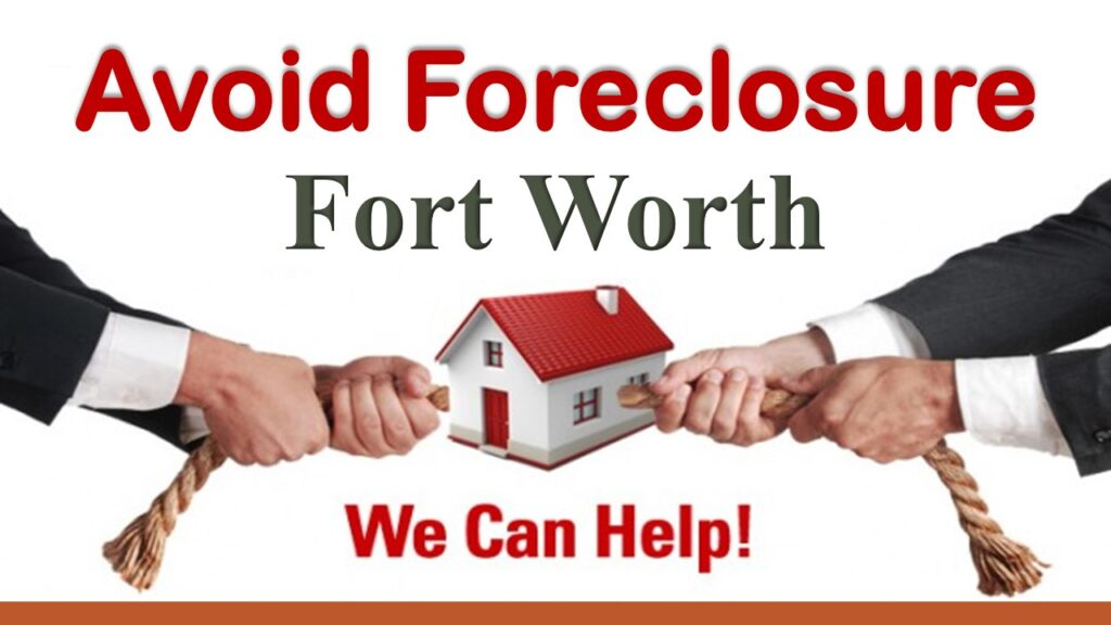 avoid foreclosure in fort worth, tmc property solutions